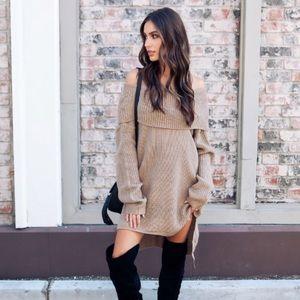 Vici Dolls Sweater Dress